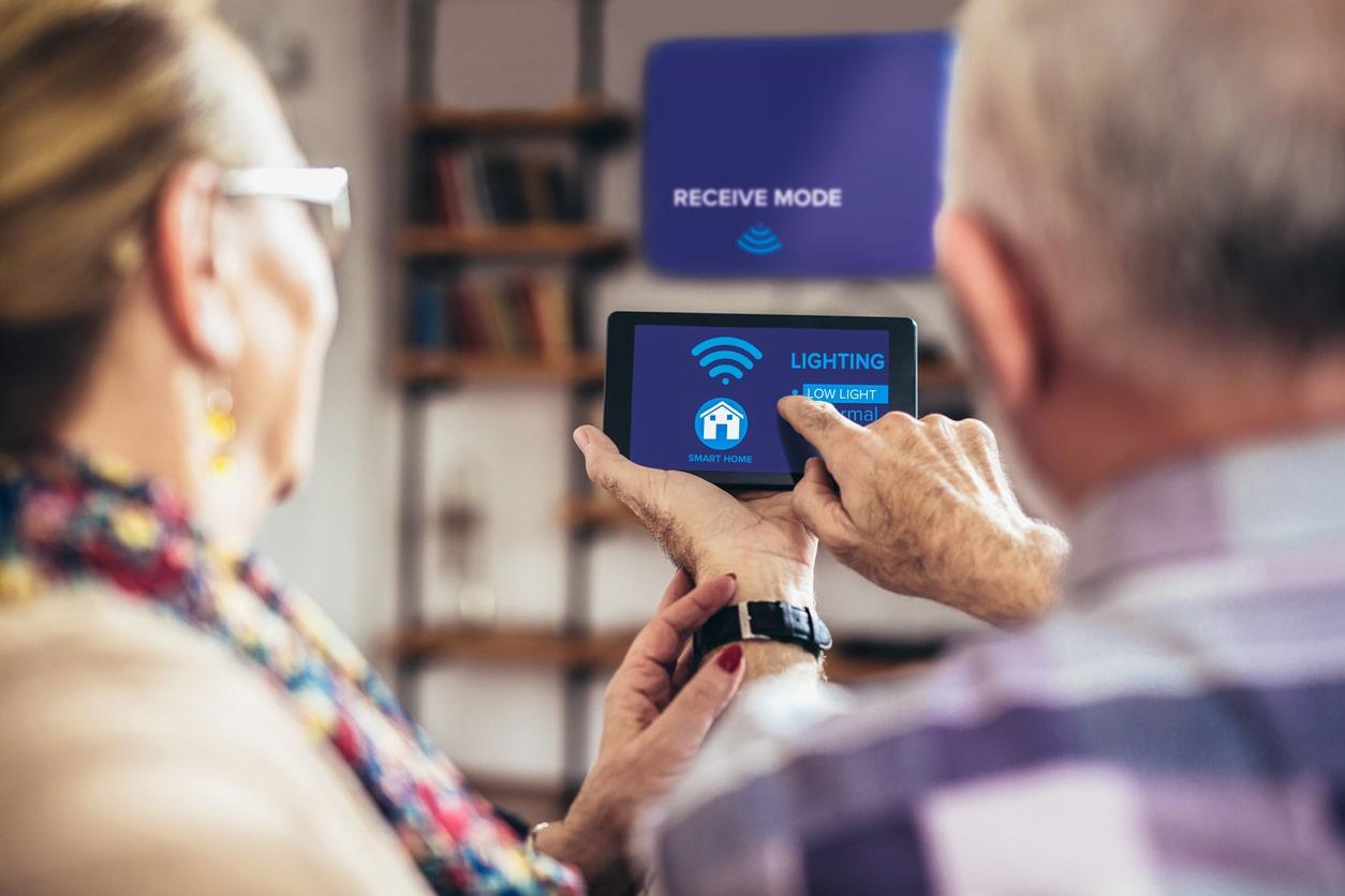 technology for senior citizens